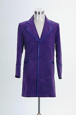 Willy Wonka and the Chocolate Factory 1971 Jacket Trench Coat Costume