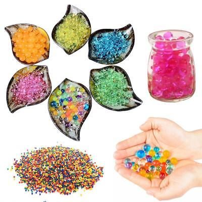 10000pcs Water Beads Bio Gel Ball Pearl Crystal Shape Grow Magic Jelly Balls KZ