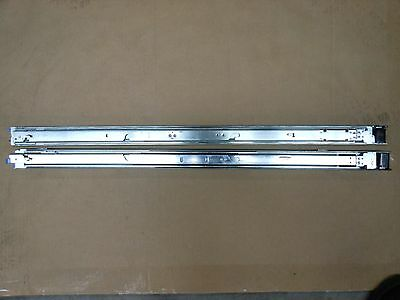Dell 1950 Server Rails -Left and Right- One Set  Dell poweredge Rail set