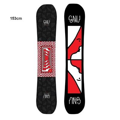 Gnu Space Case FB Asym Snowboard 2019