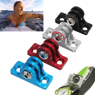 Low angle Tripod Adapter Mount Bottom fixed for GoPro Hero 6 5 4 3 Action Camera