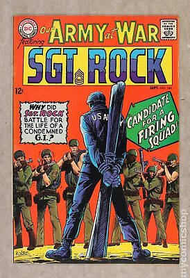 Our Army at War #184 1967 VG/FN 5.0