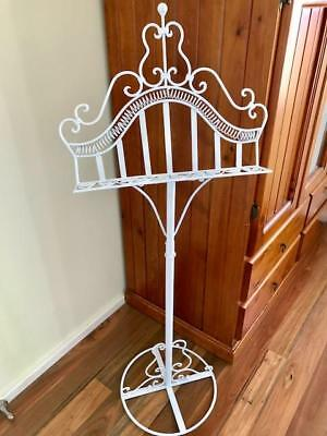 QualityHandmade Iron French Country Style Music Book Recipe Wedding Stand WHT001