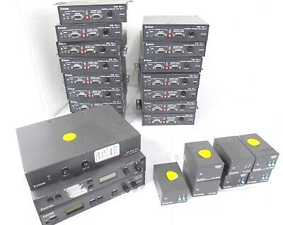 25x Various Extron Video and Audio Interfaces RGB160xi DVI-RGB200 IN1502 VSC 00