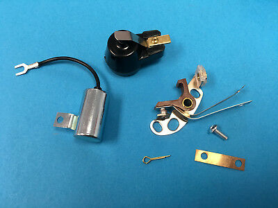 Ford 2N 9N 8N Tractor Ignition Tune Up Kit Points Condenser Rotor APN12000A