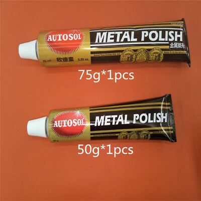 AUTOSOL Metal scratch repair paste Copper stainless steel rust Polishing paste