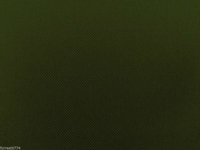 Waterproof Heavy Olive Green Canvas Fabric -1000D Pu Back P/ Mtr