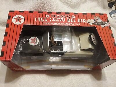 Vintage Collectable Texaco 1955 Chevy Belair diecast car