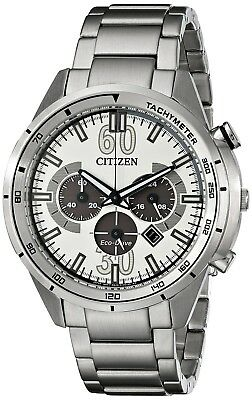 Drive From Citizen Eco-Drive Men's CA4121-57A HTM Watch SHIPS FREE