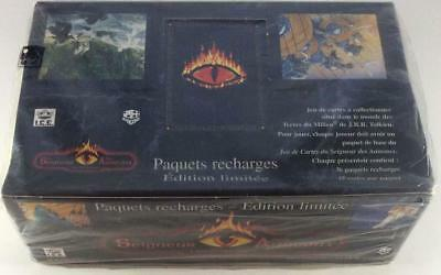ICE Middle-Earth Paquets Recharges Boite - Edition Limitee (Limited Edit CCG SW