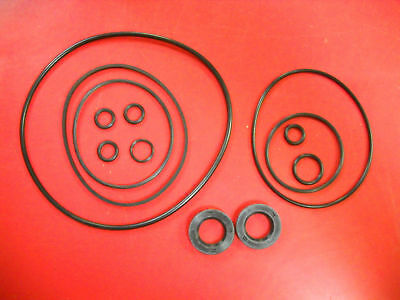 Ford Power Steering Repair Seal Kit 2000 5000 5600 7710 TW10-TW35 DHPN3A674B