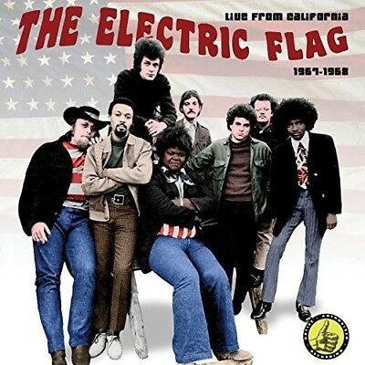 Electric Flag - Live in California: 1967-1968 [New CD]