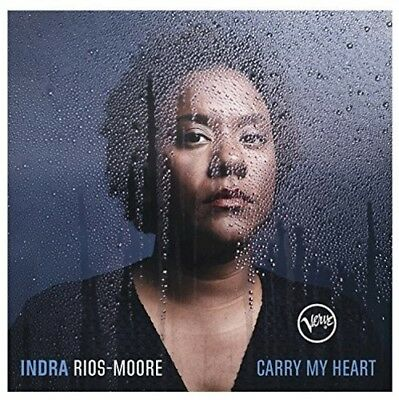 Indra Rios-Moore - Carry My Heart [New CD] UK - Import