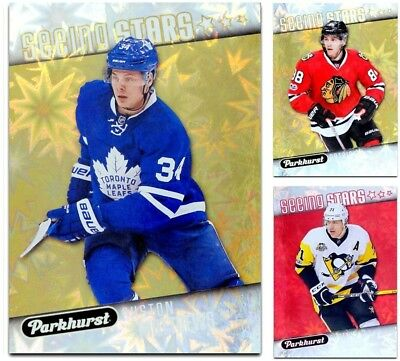 2017-18 Parkhurst Seeing Stars BASE & RED **** PICK YOUR CARD **** From The SET