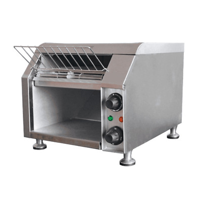 New Conveyor Toaster CVYT-120 Adcraft Commercial NSF #6312 Restaurant Kitchen
