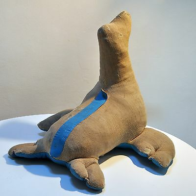 Therapy Toy Seal in the Original Condition by Renate Müller