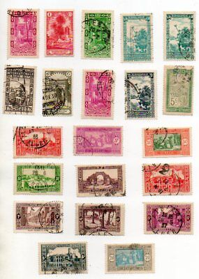 Lot Briefmarken Stamp Algerien