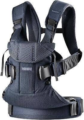 Baby Bjorn Baby Carrier One Air (Navy Mesh) (BabyBjorn) Free Shipping!
