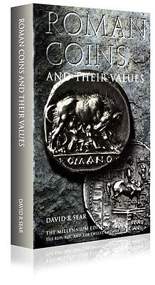 Roman Coins And Their Values - David R.sear - (Vol1 + Vol2 + Vol3 ) = Dvd