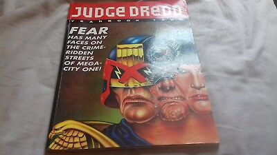 Judge Dredd Yearbook 1994