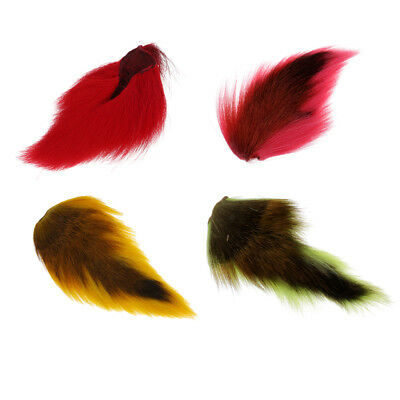 LARGE NORTHERN BUCKTAIL - Artificial Fly Tying Deer Tail Hair JIG TYING