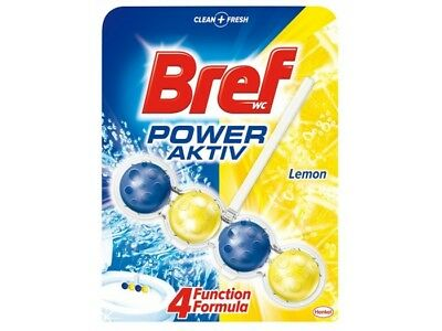 Bref WC Power Active Limón Original 50g NEW