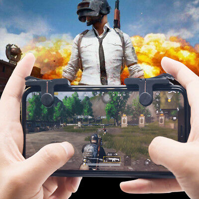 PUBG Mobile Phone Shooter Controller Game Trigger For iPhone X 7 8 Plus NI