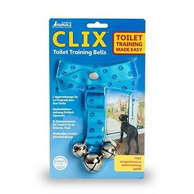 The Company Of Animals Clix Toilet Training Bells