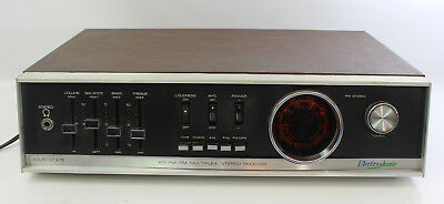 Vintage Solid State Electrophonic RR333C Stereo AM/FM Receiver Retro Radio