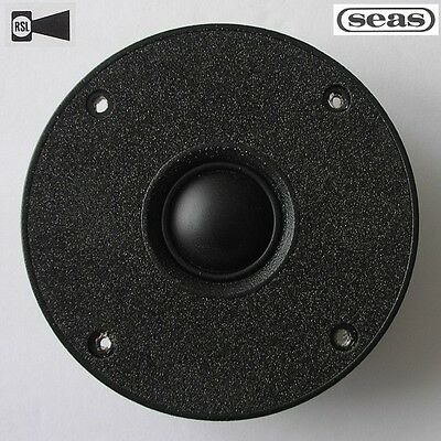 SEAS dome tweeter for Rogersound RSL Magnificent & other speakers, c.1989—superb