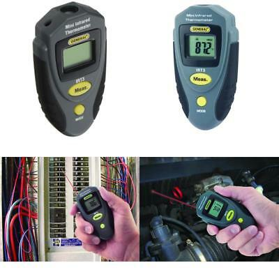 General Tools Irt3 Mini Laser Thermometer, Thermal Detector, Infrared Thermomete