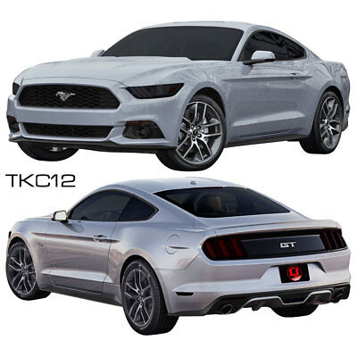 Mustang Complete Front And Rear Light Tint Kit Without 50th Anniversary Tail Lig