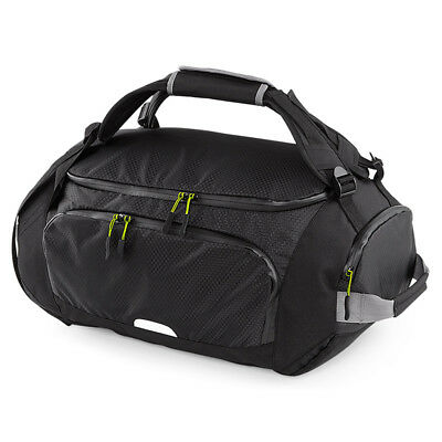 Quadra SLX 30 Litre Stowaway Carry-On Holdall / Backpack Bag (QX550)