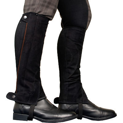 TBK Childs Synthetic Half Chaps - CLEARANCE - WAS £22