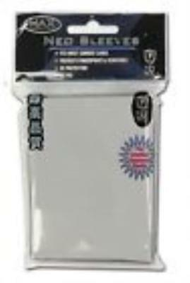 Max Protection Card Protection Neo Sleeves - Alpha Silver (50) MINT