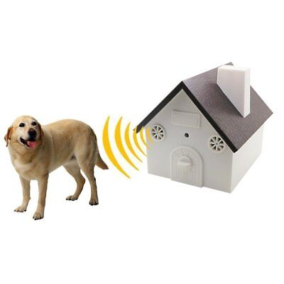 [UPGRADED 2018] Ultrasonic Anti Barking Device, Bark Control Deterrent, Training