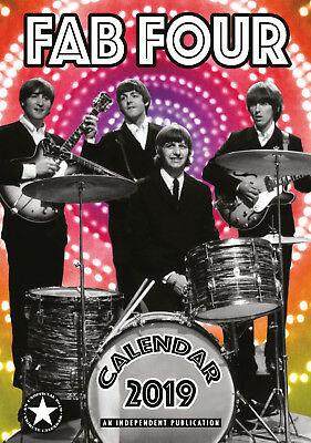Calendrier The Beatles 2019