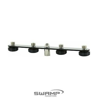 SWAMP 4 Way Microphone Mount Clip Holder Microphone Stand Bracket