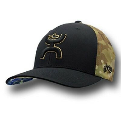 5a63c3bf ... shopping hooey hat new for 2018 chris kyle ck015 02 black multi camo  86f4c 7de37