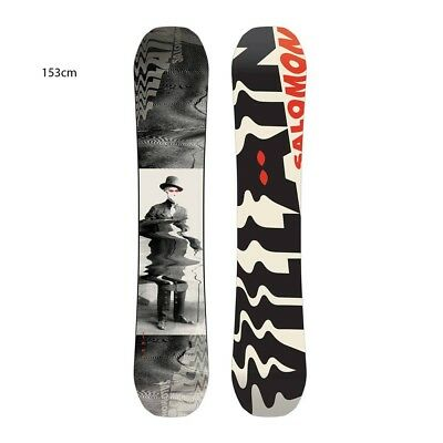Salomon The Villain 2019 Snowboard Mens