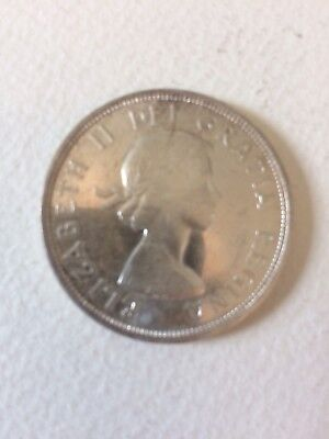 1864-1964 Canada Silver Dollar Commerative