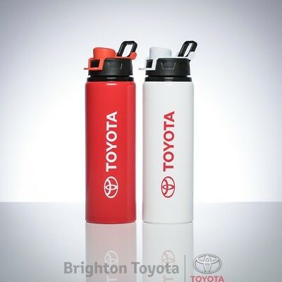 New Official Toyota Merchandise Quench Drink Bottle  Part TMTOY44