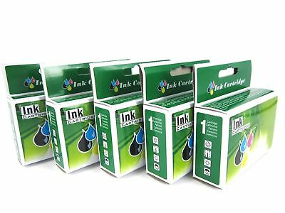 5x Ink Cartridges PGI2600XL for use in CANON MAXIFY IB4060, MB5160, MB5460