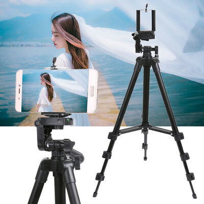 Universal Camera Tripod Stand Holder For SmartPhone iPhone Samsung Professional