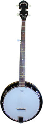 Axiom Beginner Banjo - 5 String Banjo - Great Quality 2 Year warranty