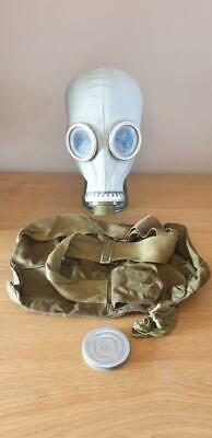 Soviet russian military Gas mask GP-5 & Bag New Old Stock Various Sizes