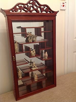 Chinese wall cabinet