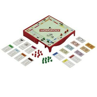 Hasbro Monopoly Grab And Go Game - Travel
