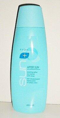 Avon - Sun+ - After Sun - Cooling After Sun Lotion With Aloe - 400Ml