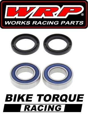 Suzuki GSX-R600 K2-K3 2002 - 2003 WRP Front Wheel Bearing Kit